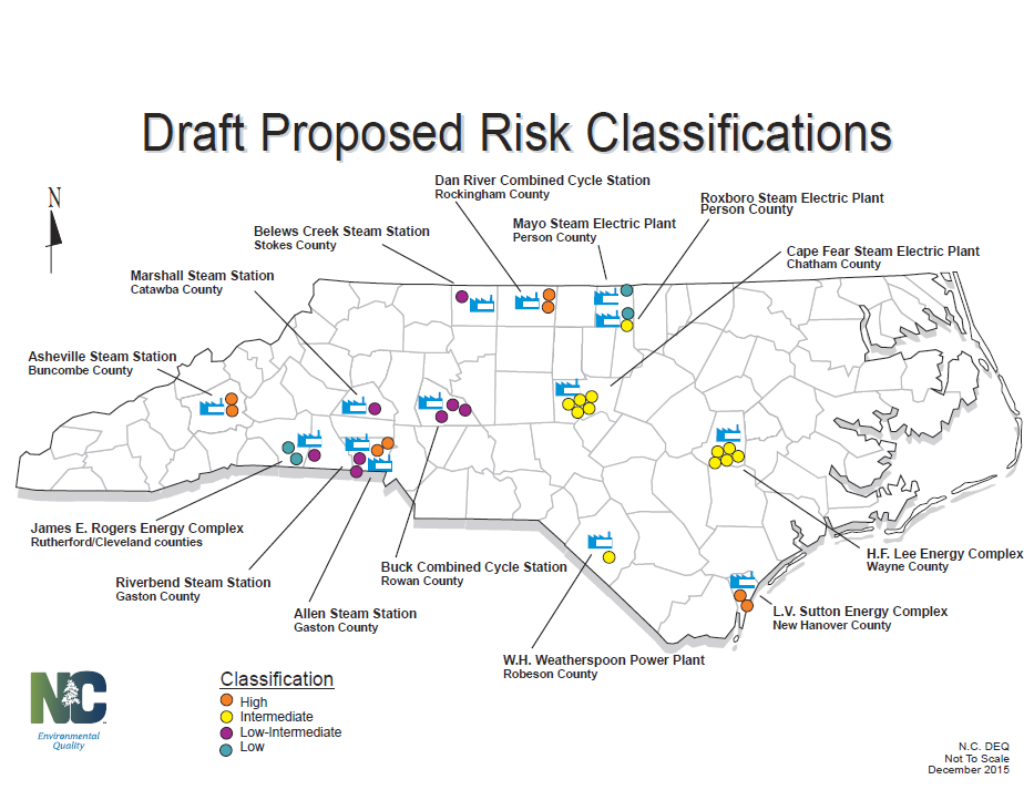 draft proposed risk classifications map